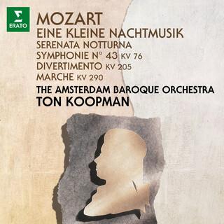 Mozart:Eine Kleine Nachtmusik, Serenata Notturna & Symphony No. 43