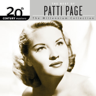 20th Century Masters:The Millennium Collection:Best Of Patti Page