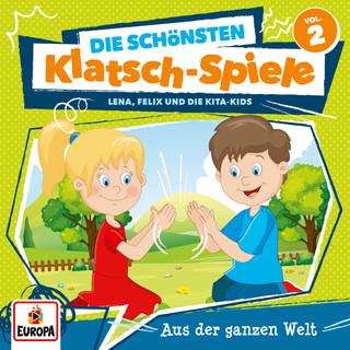 Die Schönsten Klatsch - Spiele, Vol. 2