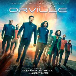The Orville (Original Television Soundtrack:Season 2)