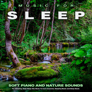 Music For Sleep:Soft Piano And Nature Sounds For Sleeping, Deep Sleep Aid, Music To Cure Insomnia, Sleeping Music And Sleep Music