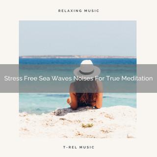 Stress Free Sea Waves Noises For True Meditation