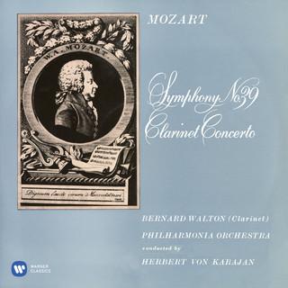 Mozart:Symphony No. 39 & Clarinet Concerto