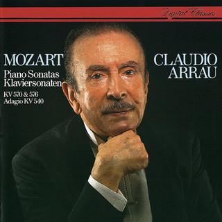 Mozart:Piano Sonatas Nos. 17 & 18