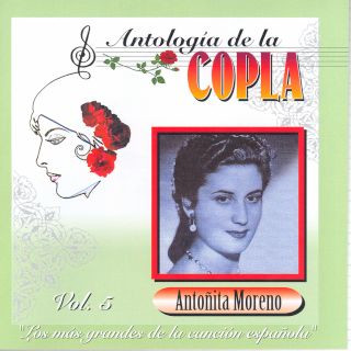 Antologia De La Copla Volume 5