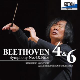 ベートーヴェン:交響曲第 4 番 & 第 6 番「田園」