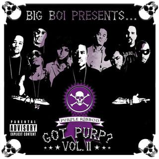 Big Boi Presents... Got Purp ? Vol. 2