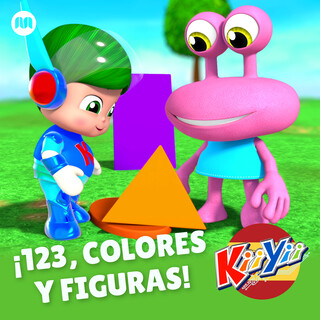 ¡123, Colores Y Figuras !
