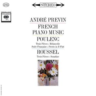 Poulenc:3 Pièces FP. 48 & Suite Francaise FP. 80 - Roussel:3 Pièces Op. 49 & Sonatine Op. 16 (Remastered)