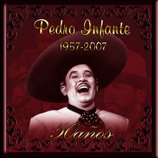 Pedro Infante 50 Anos