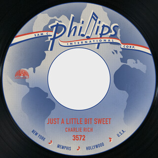 Just A Little Bit Sweet / It's Too Late