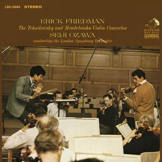 Tchaikovsky:Violin Concerto In D Major, Op. 35 & Mendelssohn - Bartholdy:Violin Concerto In E Minor, Op. 64