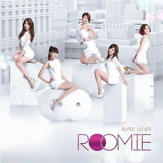 ROOMIE 首張迷你專輯 - SUPER LOVER