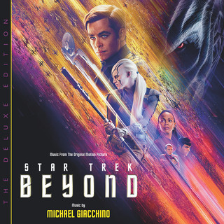 Star Trek Beyond (Music From The Original Motion Picture / Deluxe Edition)