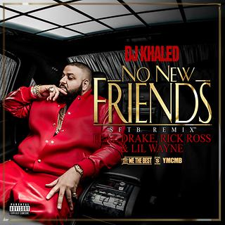 No New Friends SFTB Remix
