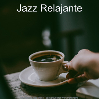 Scintillating Jazz Piano - Background For Work From Home