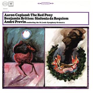 Copland:The Red Pony & Britten:Sinfonia Da Requiem, Op. 20