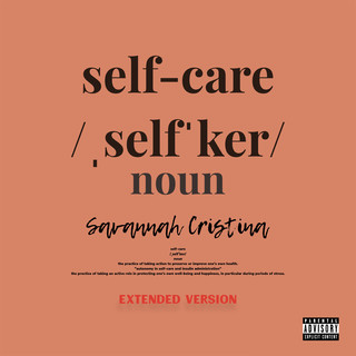 Self Care (Extended Version)