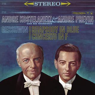 Gershwin:Concerto In F Major & Rhapsody In Blue
