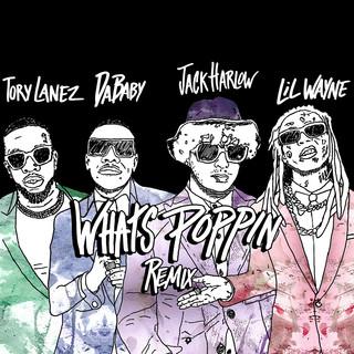 WHATS POPPIN (Feat. DaBaby, Tory Lanez & Lil Wayne) (Remix)
