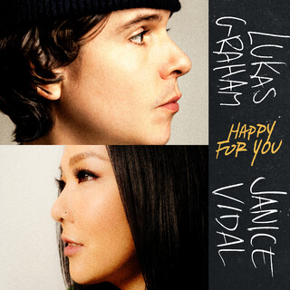 Happy For You (Feat. Janice Vidal)