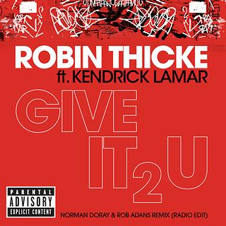 Give It 2 U Norman Doray & Rob Adans Remix (Radio Edit)