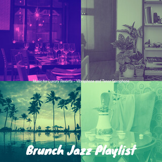 Music For Luxury Resorts - Vibraphone And Tenor Saxophone