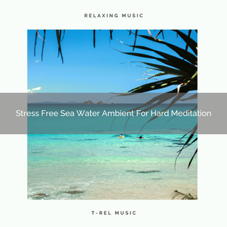 Stress Free Sea Water Ambient For Hard Meditation