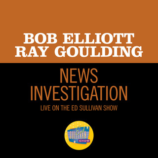 News Investigation (Live On The Ed Sullivan Show, October 13, 1963)