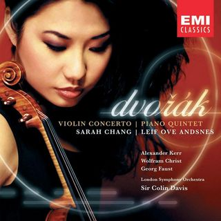 Dvorak:Violin Concerto In A / Piano Quintet