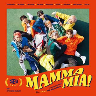 SF9 第 4 張迷你專輯 MAMMA MIA!