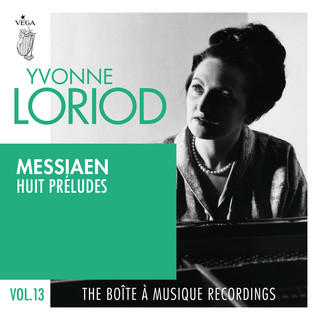 Messiaen:Huit Préludes