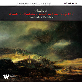 Schubert:Wanderer Fantasie, D. 760 & Piano Sonata In A Major, D. 664