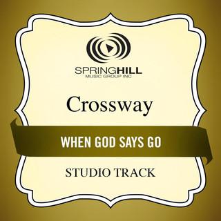 When God Says Go (Studio Track)