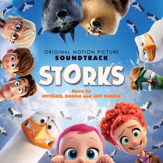 Storks (Original Motion Picture Soundtrack) (送子鳥電影原聲帶)