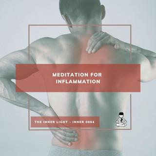 Meditation For Inflammation
