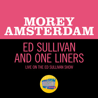 Ed Sullivan And One Liners (Live On The Ed Sullivan Show, November 24, 1968)