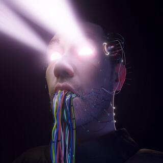 Distorted Light Beam