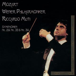 Mozart:Symphonies Nos. 29, 33 & 34