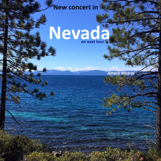 New Concert In Nevada, On Next Tour