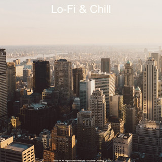 Music For All Night Study Sessions - Sublime Chill Hop Lo Fi