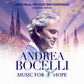 Music For Hope:The Original Studio Recordings - \'Sacred Arias\'