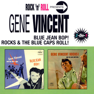 Blue Jean Bop / Gene Vincent Rocks