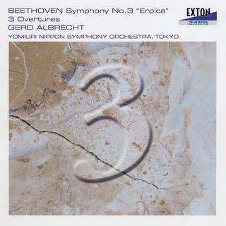 ベートーヴェン:交響曲第 3番「英雄」&序曲集