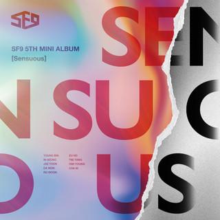 SF9 迷你五輯 [Sensuous]