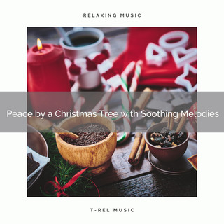 Peace By A Christmas Tree With Soothing Melodies