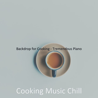 Backdrop For Cooking - Tremendous Piano