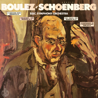 Schoenberg:A Survivor From Warsaw, Op. 46, Variations For Orchestra, Op. 31 & 5 Pieces For Orchestra, Op. 16