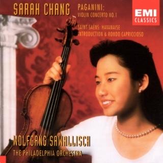 帕格尼尼:第一號小提琴協奏曲 (Paganini:Violin Concerto No. 1)