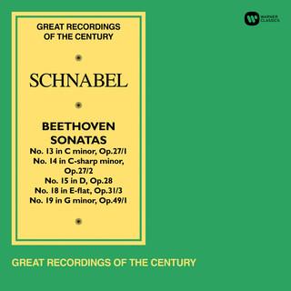 Beethoven:Piano Sonatas Nos 13, 14
